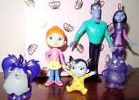 Disney Vampirina Mini Figure Toy Lot