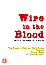 DVD:WIRE IN THE BLOOD SERIES 5 & 6 - NEW Region 2 UK