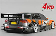 FG ModellSport #154149r 4WD 530 Chassis Audi Unpainted RTR incl. RC