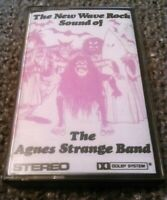 THE AGNES STRANGE BAND - S / T ( STRANGE FLAVOUR ) EX!!! RARE ORIGINAL CASSETTE