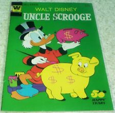 Walt Disney's Uncle Scrooge 107, VF (8.0 The Money Well 50% off Guide!