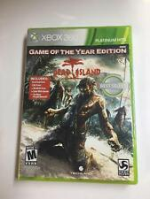 Dead Island Game of the Year Edition Microsoft Xbox 360, 2012 NEW SEALED