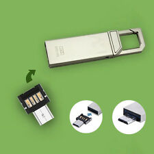 2X Useful Micro USB Male to USB Female OTG Adapter Converter for Android Samsung