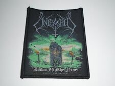 UNLEASHED DAWN OF THE NINE WOVEN PATCH