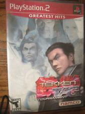 Tekken Tag Tournament Greatest Hits (Sony PlayStation 2, 2002)