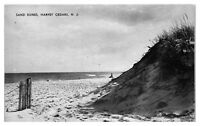 Sand Dunes, Harvey Cedars, NJ Postcard *5A
