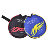 Table Tennis Canvas Rackets Bag For Training Professional Ping Pong Racket HO