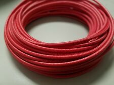16 AWG RED 200c High-Temperature Appliance Wire SRML 25' FT*