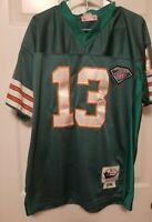 Mitchell & Ness Dan Marino Miami Dolphins Authentic NFL 1994 Jersey Size XL?
