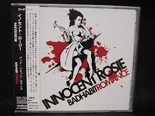 INNOCENT ROSIE Bad Habit Romance JAPAN CD Crazy Lixx Great White Buckcherry Guns