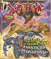 "ATRACCION EXPLOSIVA ""LA SECTA DE LA MEDIA"" mexican comic humor SEXY GIRLS #32"