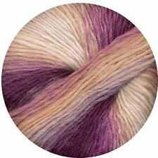 Louisa Harding ::Amitola Grande #503:: wool silk self-striping yarn Berries
