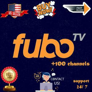 Fubo Tv Premium 🔥⚡ ➕ EXTRA GIFT 🎁⚡