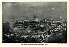 Battle for Crater Southern. the canal from La Bassée. War Painter * was Artist * 1.wk