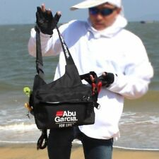 Fishing Waist Tackle Bag Waterproof Waist Shoulder Reel Lure Fanny Bag Case