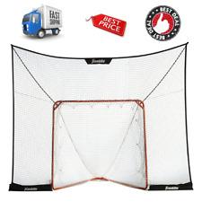 Lacrosse Goal Backstop 12' x 9' FiberTech Lax Backstop Indoor Outdoor Size 72�