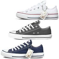 CONVERSE CHUCKS TAYLOR ALL STAR CT OX Schuhe Sneaker Herren Damen Chuck Low NEU