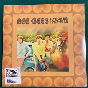 THE BEE GEES live on air 1967-1968 LONDON CALLING BBC SESSIONS + INSERT SEALED