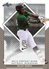"HELIOT RAMOS 2016 LEAF ""PERFECT GAME"" ROOKIE CARD! SAN FRANCISCO GIANTS #1 PICK!"