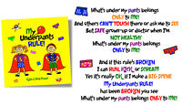 My Underpants Rule Children's Educational / Education Book Early Learning School