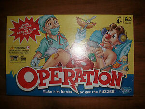 Operation Game Hasbro 2013 Spare Body Parts Pieces Choose from List