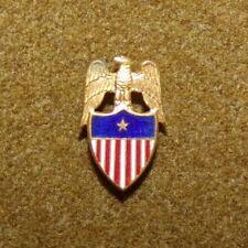 Postwar Era Us Army Aide to Brigadier General Collar Device (German mfg)
