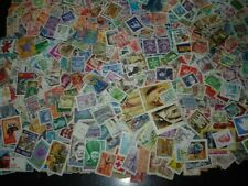 Worldwide Stamps Nice Off-Paper Over 1000 Stamps