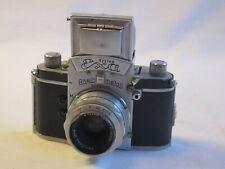 Kleinbildkamera analog Exa Rheinmetall Sömmerda