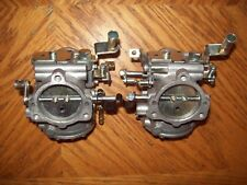 Vintage Yamaha Snowmobile 1975 GPX 338 Refurbished Keihin Carb Set 88800 SRX