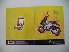 advertising Pubblicità 2001 GILERA ICE 50