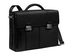 Piquadro PQ7 Briefcase/Bag black microfibre+leather CA1425PQ/N