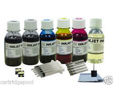 Refill Ink for Kodak 10 : EasyShare 5100 5300 5500 ESP 3 3250 6x4oz/s CMYK/PK/GO