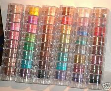 Mica Beauty (Micabella) 6x8 Stacks Eye Shimmer Assorted Colors Vibrant earth