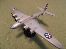 Built 1/144: American BOEING B-17C FLYING FORTRESS Bomber Aircraft