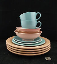 DURAWARE G.P.L. COLLECTION TUPPERWARE LIKE PLATES TEA CUPS ETC
