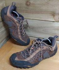 Merrell Intercept Moth Walking Hiking Outdoor Shoes - Brown - UK 11 (EU 46)
