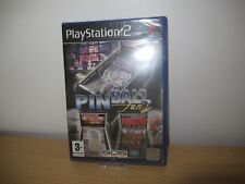 Pinball Fun - PlayStation 2 PS2 - New Sealed uk pal version