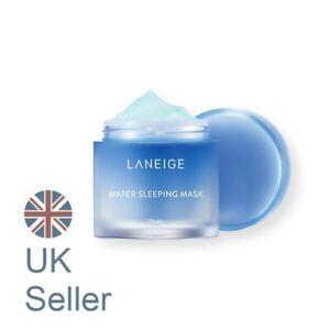 LANEIGE Water Sleeping Mask [2x15ml / 70ml], Genuine import from Korea,UK Seller