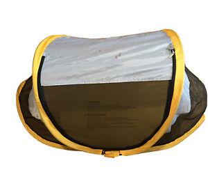 - OPEN - KidCo Peapod Infant Travel Bed, Sunshine - P3011 YELLOW