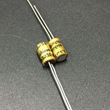 10pcs 2.2uF 50V 4x7mm Nichicon SW 50V2.2uF High Grade HiFi Audio Capacitor