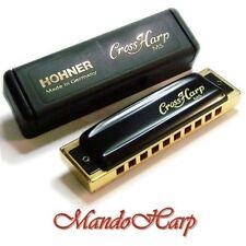 Hohner Harmonica - 565/20 Cross Harp MS (KEY OF A) NEW