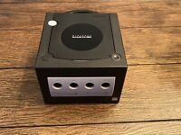 Nintendo GameCube Black Console Only DOL-101 System Tested Working Game Cube