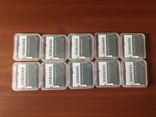 Genuine Samsung Micro SD to SD HC SDHC Memory Card TF Adapter - NEW (LOT OF 10)