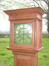 Pine 30-Hour Antique Longcase & Grandfather Clocks