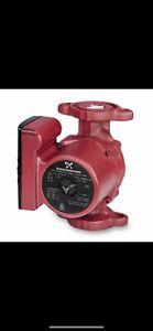 Grundfos UPS15-58FC 3-Spd Circulator Pump, 115V, 1/25 HP, IFC 59896341