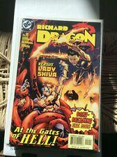 Richard Dragon (DC) 1-8!10-12!Nightwing 4&28!The Ultimate Fighter!Shiva!Huntress