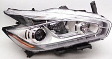 OEM Nissan Murano Right Passenger Side Halogen Headlamp Lens Chipped