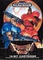 Forgotten Worlds - Original Sega Genesis Game