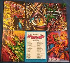 The Mcfarlane Era Spider-Man 1992 Card Lot Spiderman Plus Hobgoblin 1995 Insert!
