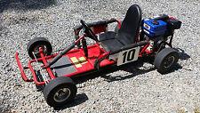 80s 90s Kartco Go Kart Yard Kart With Modified 6.5HP Honda Clone Engine Fast